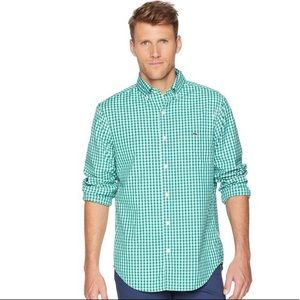 Vineyard Vines Gingham Button Down